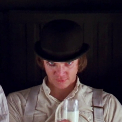 A Clockwork Orange show details, brighton dfestival, old courtroom productions